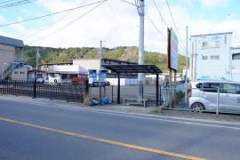 「東町」バス停留所