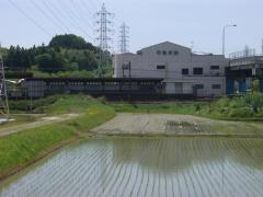 暁学園前駅