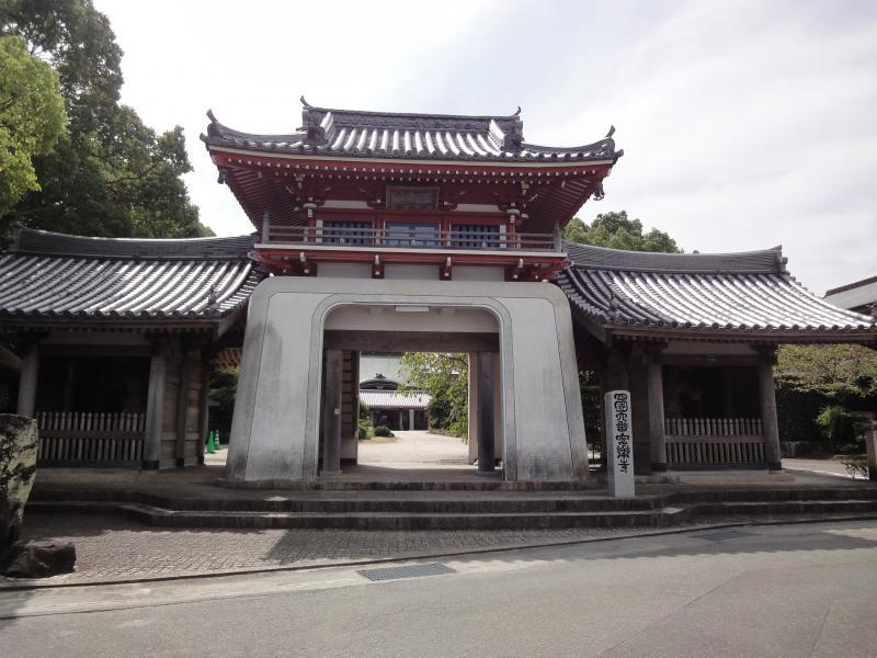 安楽寺(第6番札所)