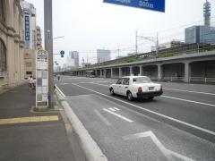 「雪見橋」バス停留所