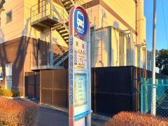 「天沼(川越市)」バス停留所