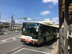「泉ケ丘駅(南側)」バス停留所