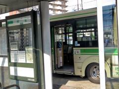 「杭全」バス停留所