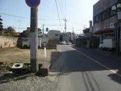 「上町」バス停留所