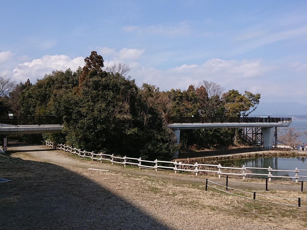 琵琶湖博物館!