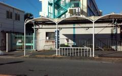 「八雲小学校前」バス停留所