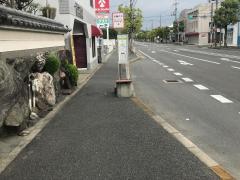 「泉」バス停留所