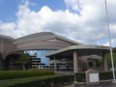 鹿島御津地区体育館