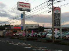 鹿児島日産隼人店