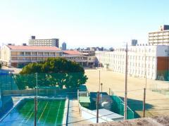 香流中学校