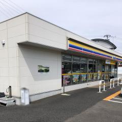 ミニストップ 渋川四ツ角店