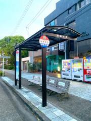 「宮崎神宮」バス停留所