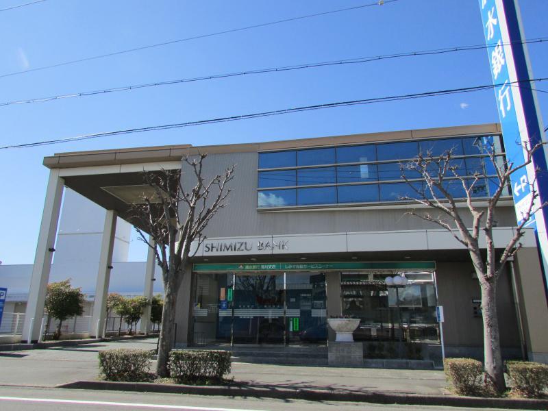 バンクマップ】清水銀行菊川支店(菊川市本所)