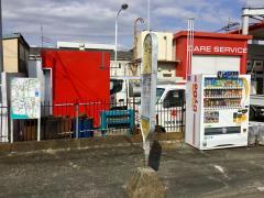 「滝ノ前」バス停留所
