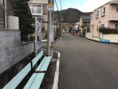 「加賀野井第一」バス停留所