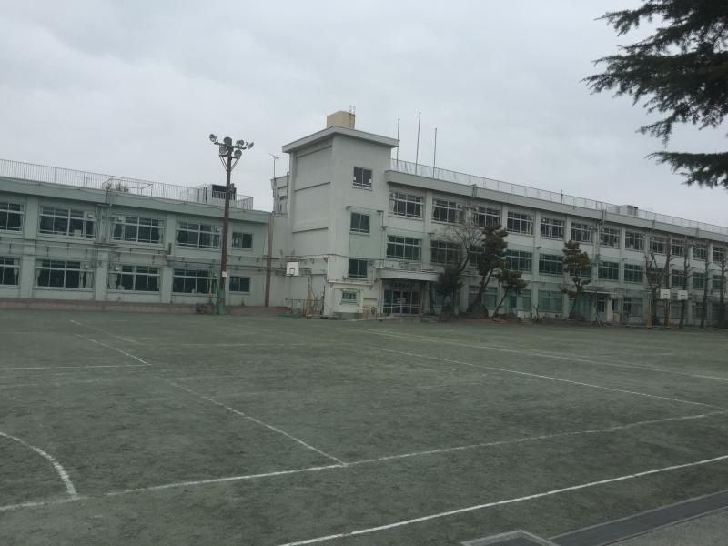第 中学校 小岩 三