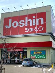 ジョーシン 砺波店