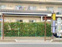 「鈴谷大かや前」バス停留所