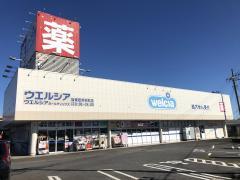 ウエルシア 坂東岩井本町店