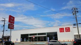 ユニクロ 国体道路店