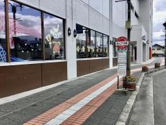 「めんごりあ前」バス停留所