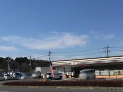 セブンイレブン 桜川長方店