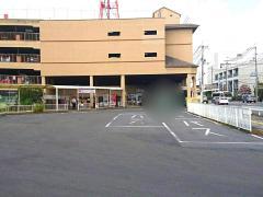 「近鉄郡山駅」バス停留所