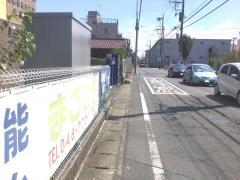 「宮原二丁目北」バス停留所