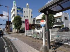 「県病院前(宮崎市)」バス停留所
