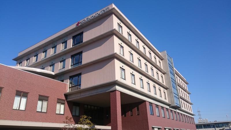 中央 病院 玉島