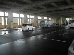 「石岡駅」バス停留所