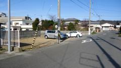 「牛屋島」バス停留所