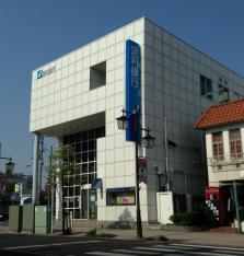 足利銀行古河支店