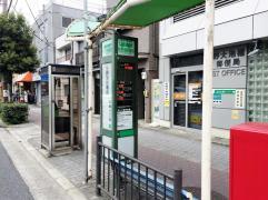 「生野消防署前」バス停留所
