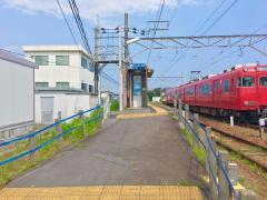 三河鳥羽駅