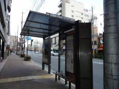 「河原町今出川」バス停留所