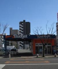 バジェットレンタカー佐賀駅前店