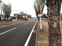 「高松(宮崎市)」バス停留所