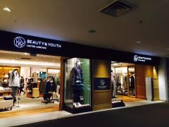 BEAUTY & YOUTH UNITED ARROWS 松山店