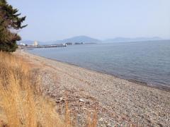 琵琶湖今津南浜