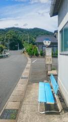 「大島」バス停留所