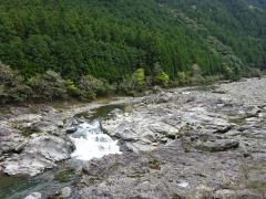 香肌峡県立自然公園