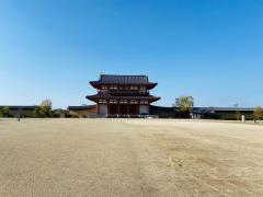 平城宮朱雀門
