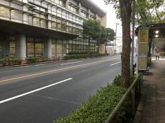 「江戸川文化センター前」バス停留所