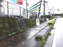 「関屋団地前」バス停留所