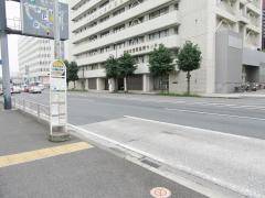 「桜木町駅前」バス停留所