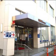 常陽銀行真壁支店