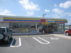 ミニストップ 鴨島知恵島店
