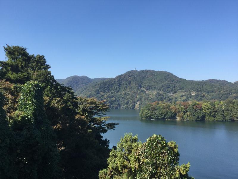 津久井湖下流部