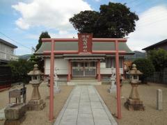 柏村新田(柏村稲荷神社)